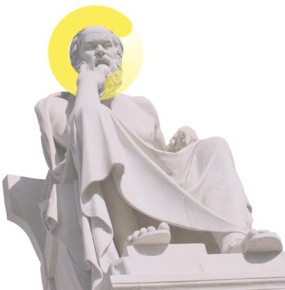 statue de Socrate