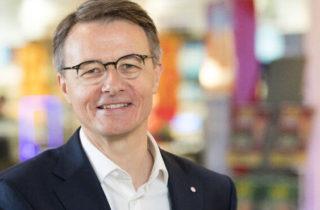 Dominique Schelcher, PDG de Système U